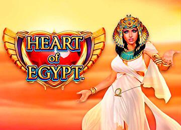 Игровой автомат Heart of Egypt